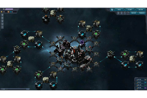 Vega Conflict brings large-scale sci-fi battles to your ...