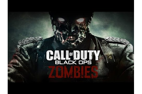 Let's Play Call of Duty Black Ops Zombie Mode Deutsch #01 ...