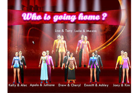 Dancing with the Stars game: Download and Play