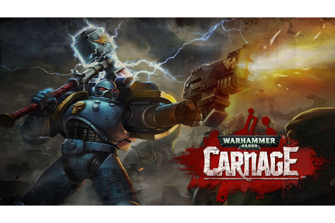 Warhammer 40,000: Carnage - iOS/Android - HD Gameplay ...