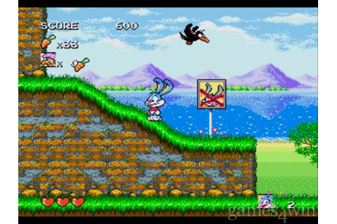 Tiny Toon Adventures: Buster's Hidden Treasure Free ...
