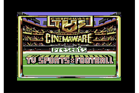 Download TV Sports: Football - My Abandonware