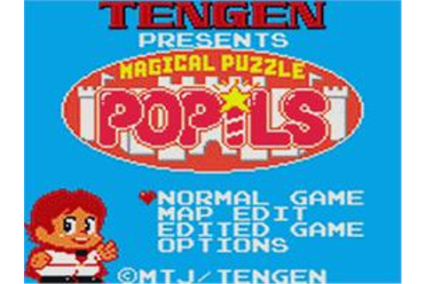 Magical Puzzle Popils - Sega Game Gear - Games Database