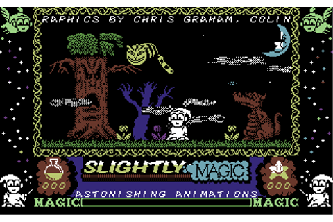 Download Slightly Magic (Amiga) - My Abandonware