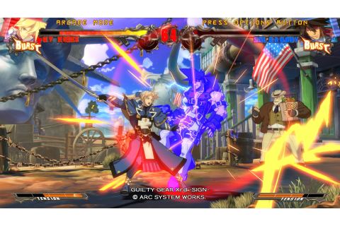 Guilty Gear Xrd -SIGN- PS4 Review: Let's Rock (Again ...