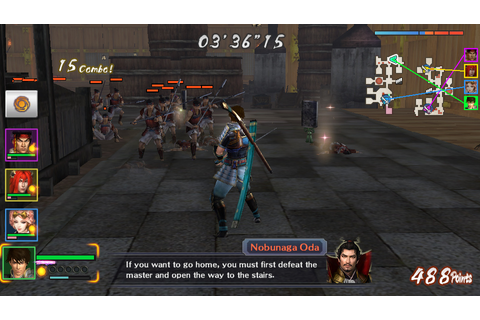 Samurai Warriors Chronicles 3 (PS Vita / PlayStation Vita ...