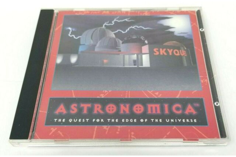 Astronomica: Quest for Edge of the Universe PC CD ...
