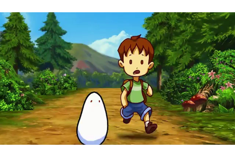 A Boy and His Blob Trailer - YouTube