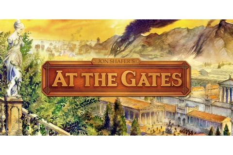 Jon Shafer's At The Gates Review: An Exciting World ...