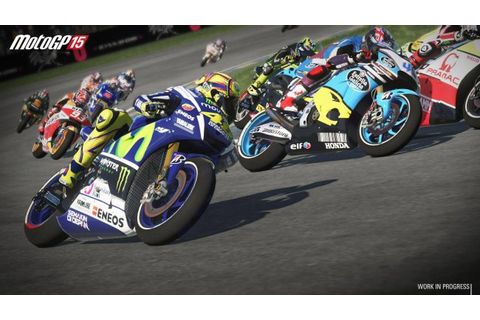MotoGP 15: Compact Edition out on PS3, PS4 & Steam