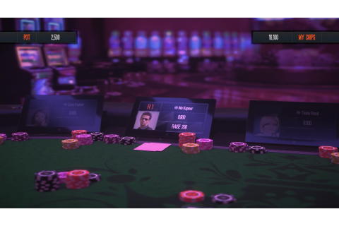 Pure Hold'em PS4 Game Review