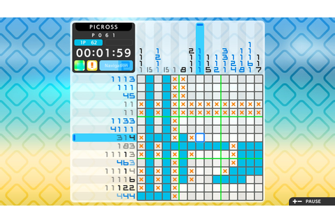 Picross S2 Review (Switch eShop) | Nintendo Life
