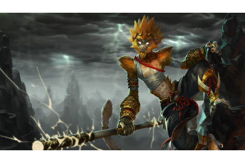 [48+] Wukong Wallpaper on WallpaperSafari