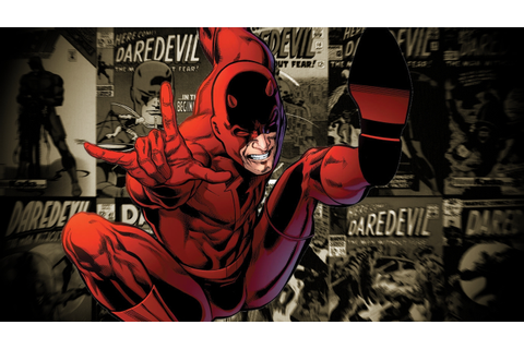 WATCH: The Daredevil Game That Never Was | GeekFeed