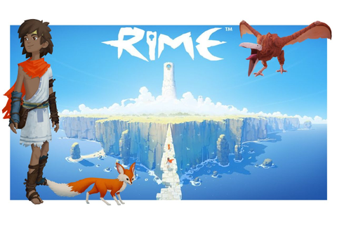 New Nintendo Switch Game Announced - RIME - YouTube