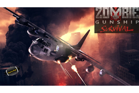 Zombie Gunship Survival Trailer Gameplay - YouTube