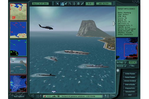 Harpoon 4 Screenshots, Pictures, Wallpapers - PC - IGN