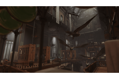 Bethesda Releases Fresh Dishonored 2 Screenshots At Gamescom