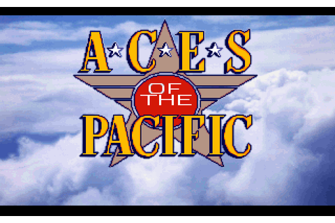 Aces of the Pacific (1992) by Dynamix MS-DOS game