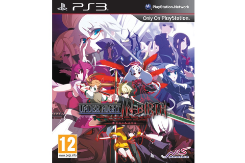 Under Night In-Birth EXE: Late - PS3 Game | Multirama.gr