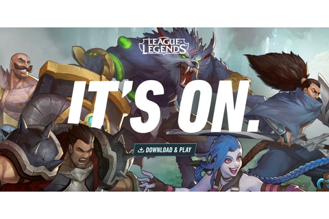 League of Legends, the most popular PC game, is being ...
