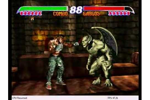 Killer Instinct Gold game crash - YouTube