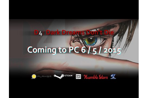 D4 |OT| Dark Dreams Don't Die - NeoGAF