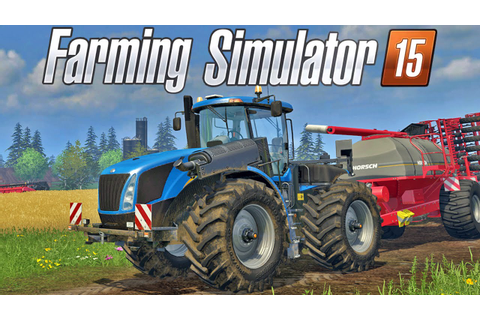 Novo Trailer Farming Simulator 2015 - YouTube