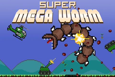 Super mega worm iPhone game - free. Download ipa for iPad ...