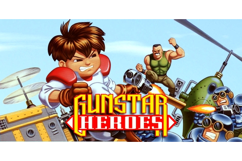 Gunstar Heroes Download Game | GameFabrique