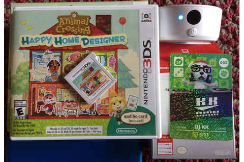 #AnimalCrossing: Happy Home Designer Bundle! #amiibo # ...