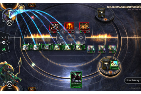 Cryptozoic launches Kickstarter for Hex: Shards of Fate ...