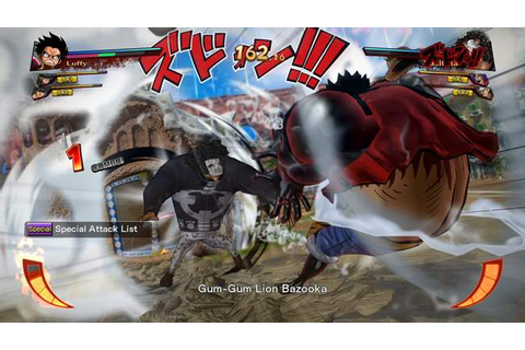 One Piece Burning Blood Free Download (PC) | Fully PC ...