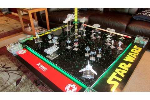 See how one fan built a most impressive Star Wars: X-Wing ...