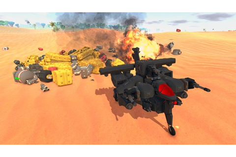 TerraTech Game - Free Download Full Version For PC