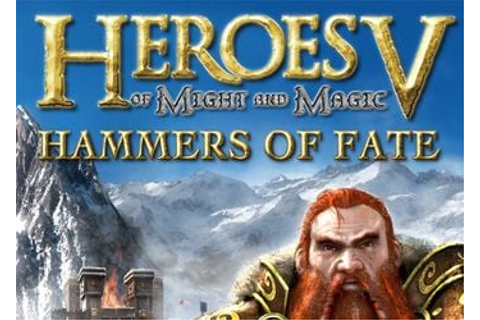 Heroes of Might and Magic 5: Hammers of Fate - дата выхода ...
