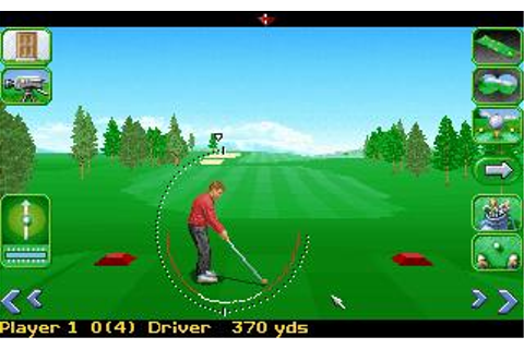David Leadbetter's Greens (a.k.a. MicroProse Golf ...