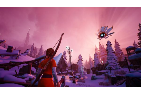 Darwin Project is now a free-to-play battle royale title ...