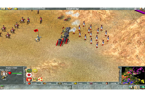 Empire Earth: Art of Conquest Expansion Download Game ...