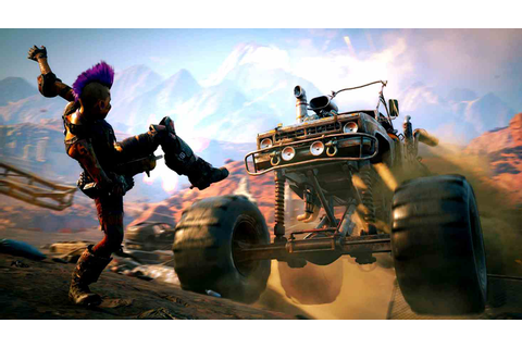 RAGE 2: Game Trailer, Pre-Orders, Price, Released in 2019