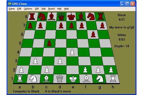 GNU Chess Download Free Full Game | Speed-New