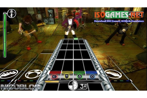 Rock Band Unplugged ULES-01243 PSP ISO (EUR+DLC) - ISo Games