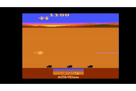 Chopper Command - Atari 2600 gameplay - YouTube