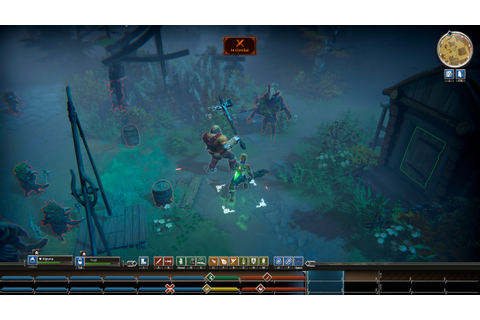 Daedalic Entertainment to publish tactical combat RPG Iron ...