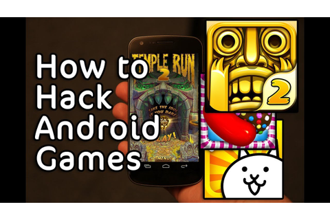 How to Hack and Cheat in any Android Game - YouTube