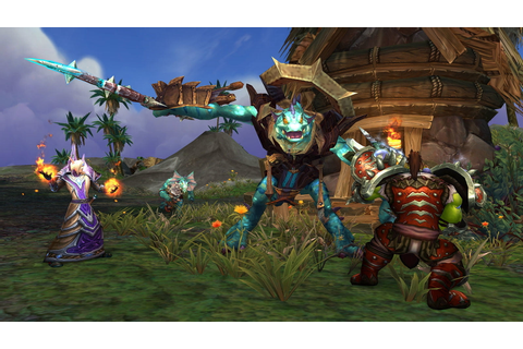 Battle for Azeroth Review: An Explosive Start That Fizzles ...