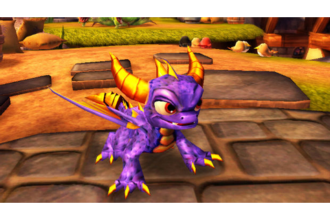If Spyro The Dragon was remastered : gaming