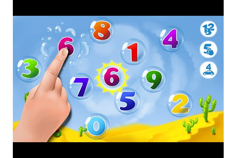 Kids games learning numbers Educational Android İos Free ...