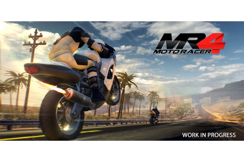Moto Racer (MR) 4 PC Game Download | Download Free PC ...
