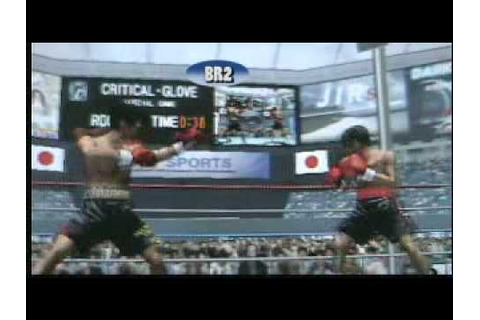Boxers Road 2 (psp) - YouTube